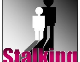 stalking stalk stalker sign