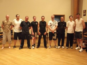 Birmingham edged weapon workshop