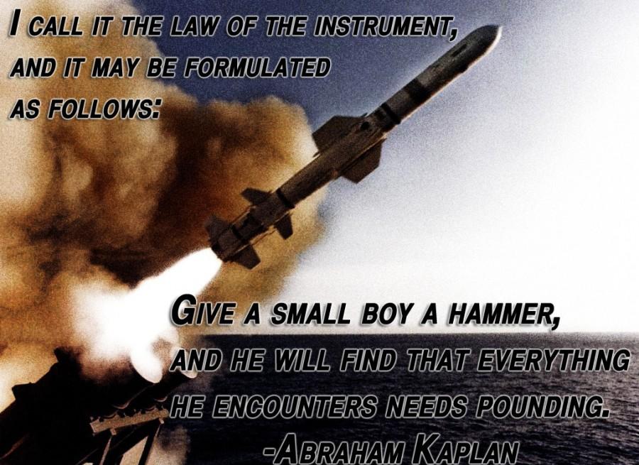 kaplan hammer