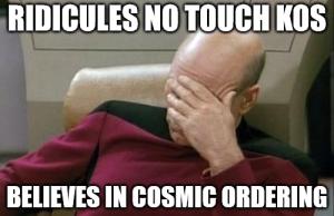 No touch Ko Cosmic