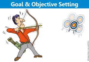 goal-objective-setting-cartoon
