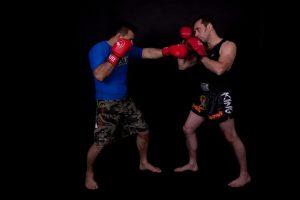 Boxing Jab