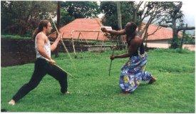 stickfighting