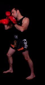 Boxing southpaw