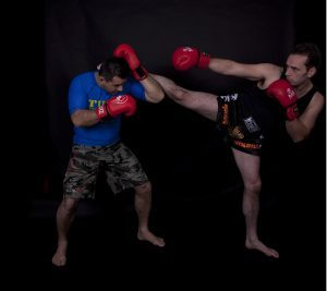 muay thai small