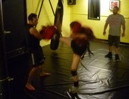 extreme academy tarn thai kick