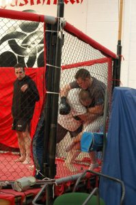 Against the Cage1