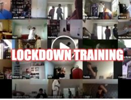 lockdown training image