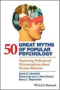 myths of popular psychology