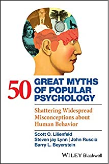 myths of popular psychology