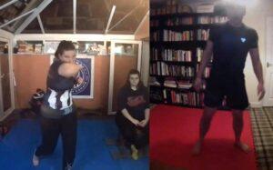 kickboxing lesson skype 3