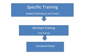 Hierarchy of Training