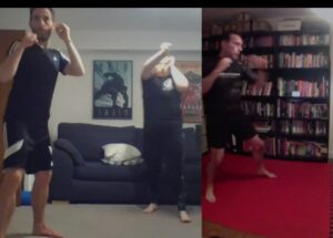 Virtual Workout Kickboxing