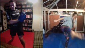 round kick virtual 2