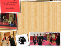 forest school karate anti grappling WPAA session