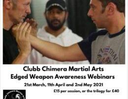 knife edged weapon webinar