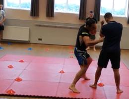 vagabond warriors boxing snip3