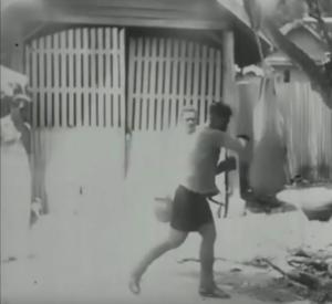vintage thai elbow